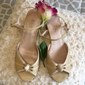 Soft Style by Hush Puppies Spring Wedge Heels 9.5